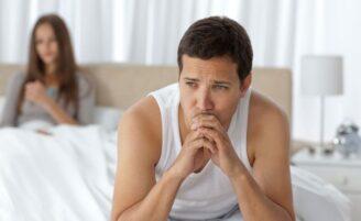 Os 7 medos sexuais dos homens