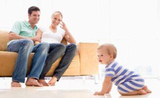 Prepare a casa e receba o seu bebê com conforto e segurança