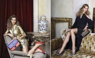 Romance é o tema da coleção de inverno 2013 da Carmen Steffens