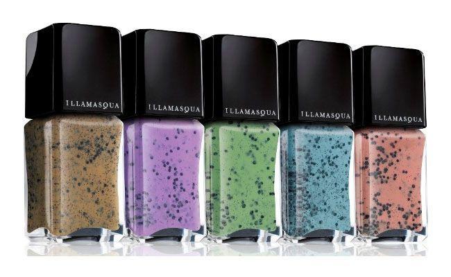 colecao illamasqua speckled Esmalte com efeito speckled é o novo hit para as unhas