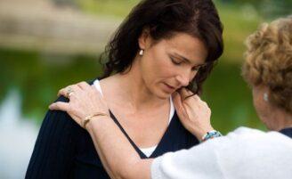 Como lidar com a dor de perder um filho?