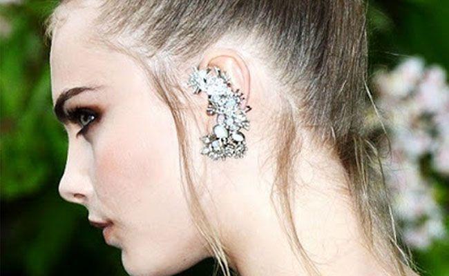 Ear Cuffs  a nova tendência em brincos - Dicas de Mulher cc7f931ef7