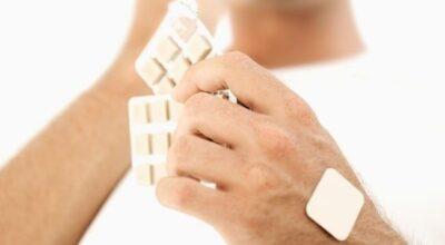 Adesivos e chicletes podem não ser eficazes contra o tabagismo