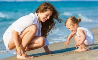 Atividades ao ar livre são importantes para o desenvolvimento das crianças