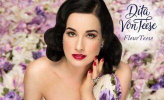 Fleur Teese – o novo perfume da Dita Von Teese