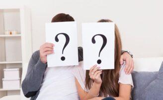 """10 perguntas que todo casal deve se fazer antes do """"sim"""""""