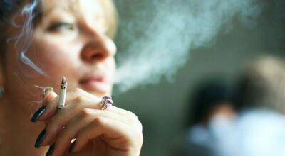 Fumante: descubra como ficará seu rosto daqui a 20 anos