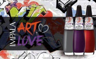 Confira a nova coleção Art.Love da Impala