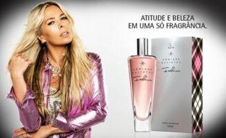 Fashion: o novo perfume da apresentadora Adriane Galisteu