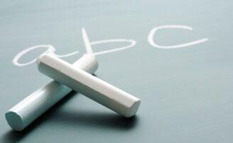 10 formas surpreendentes de utilizar o giz branco