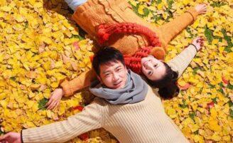 14 atividades para fazer com o seu namorado em cada estação do ano