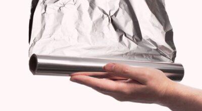 15 utilidades diferentes do papel alumínio que você precisa saber