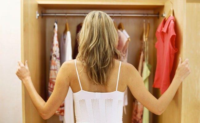 6 dicas simples para organizar o guarda-roupas