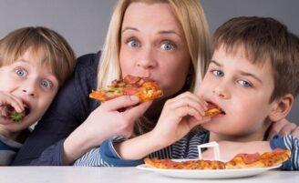 O papel dos pais na tarefa de prevenção da obesidade na infância