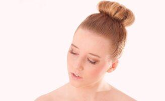 Penteados simples e bonitos para fazer sozinha