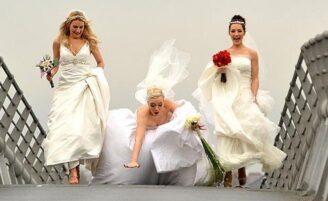 Confira 7 vídeos engraçados de casamentos