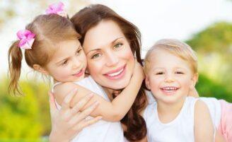 5 aspectos da maternidade que te deixam mais bonita