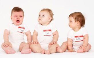 5 dicas para não errar na escolha do nome do bebê