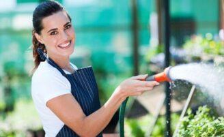 Como consertar vazamentos na mangueira de jardim