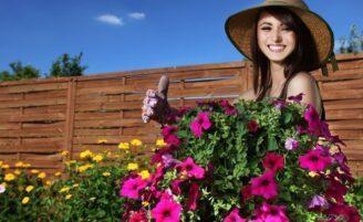 5 dicas para evitar as dores nas costas causadas pela jardinagem