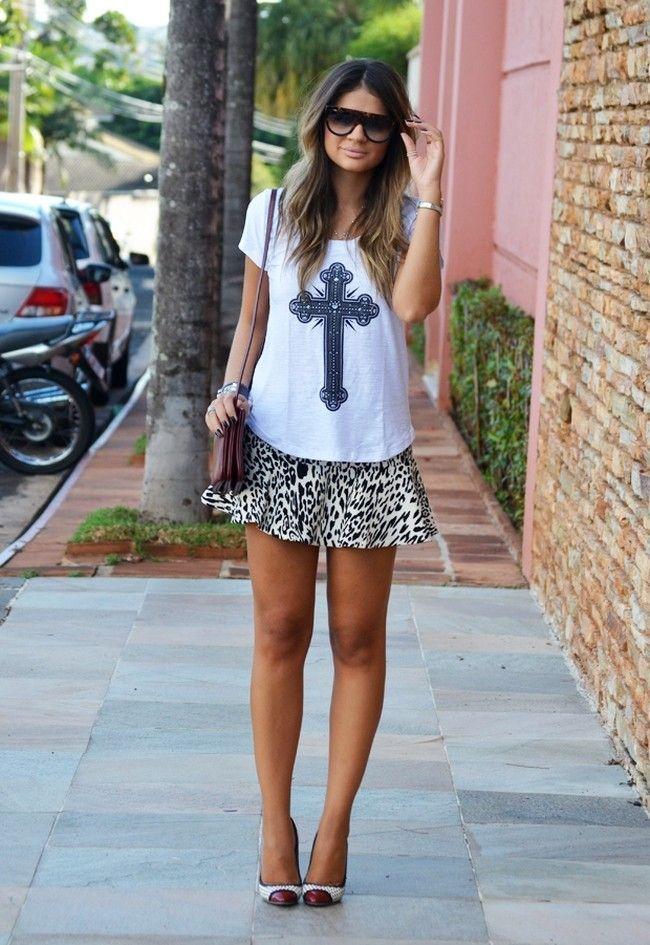 look dia verao thassia Primeiro encontro: como se vestir e looks para inspirar