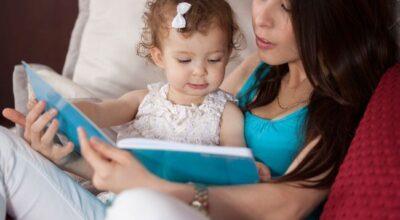 6 benefícios da leitura para seu bebê