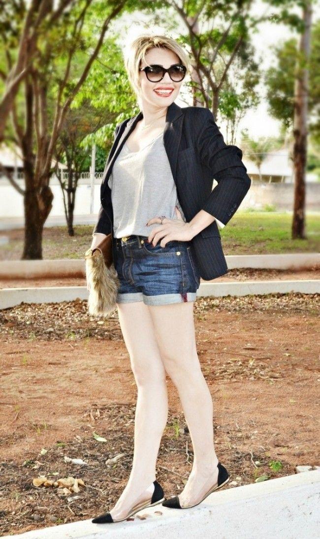 blazer blog sandra bello Blazer feminino: aprenda a criar looks delicados e sofisticados com a peça