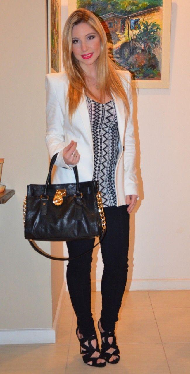 blazer blog trends and candies Blazer feminino: aprenda a criar looks delicados e sofisticados com a peça
