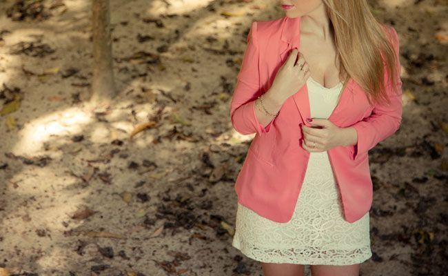 como usar blazer Blazer feminino: aprenda a criar looks delicados e sofisticados com a peça