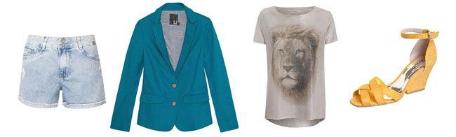 look blazer com shorts Blazer feminino: aprenda a criar looks delicados e sofisticados com a peça