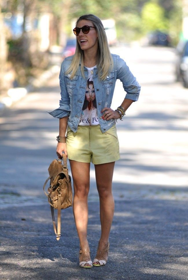 look jaqueta jeans blog glam 4 you Como usar jaqueta jeans: dicas essenciais para looks bonitos