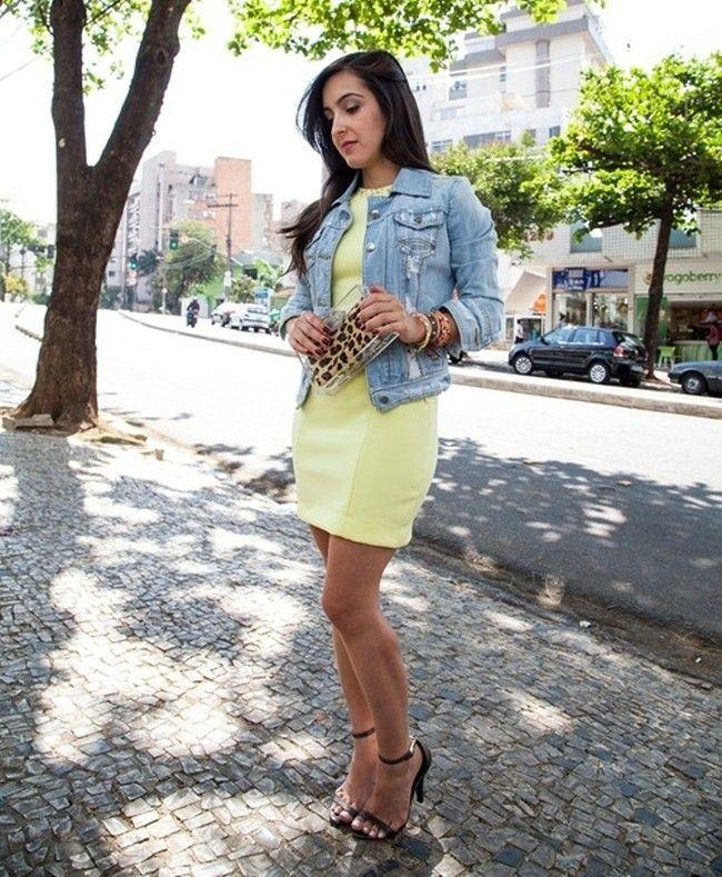 look jaqueta jeans blog versatilidade Como usar jaqueta jeans: dicas essenciais para looks bonitos