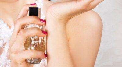 Perfumes podem representar perigo para a sua saúde
