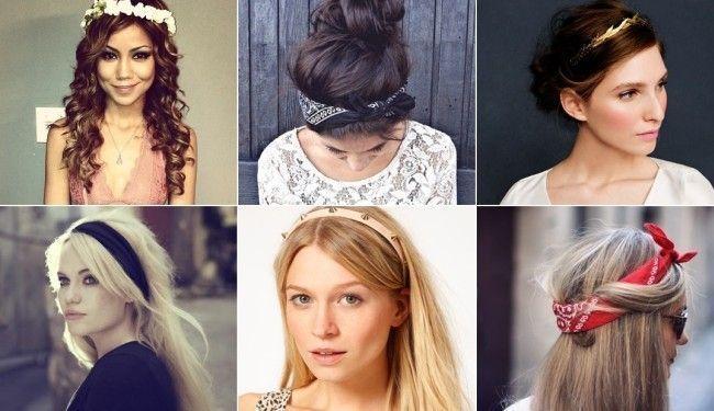 tiara como combinar com cabelo Como usar tiaras: adote o acessório e inove nos penteados