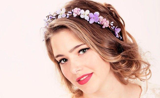 tiara de flores 2 Como usar tiaras: adote o acessório e inove nos penteados