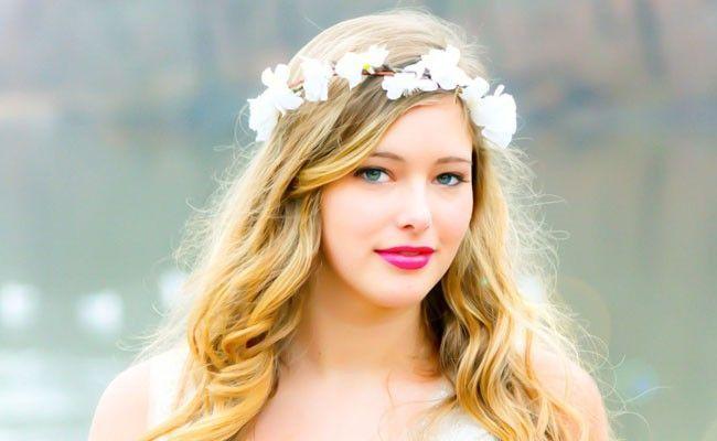tiara de flores 5 Como usar tiaras: adote o acessório e inove nos penteados