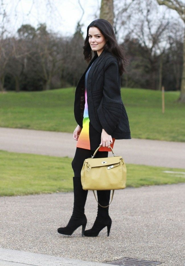 look 10 vestido para inverno blog da mariah Como transformar looks básicos: 10 ideias fáceis de seguir