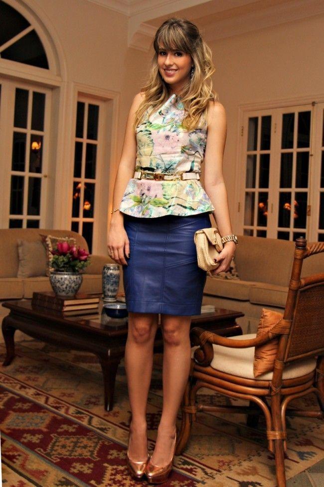 look cintura alta marina casemiro Dicas de moda essenciais para mulheres baixinhas