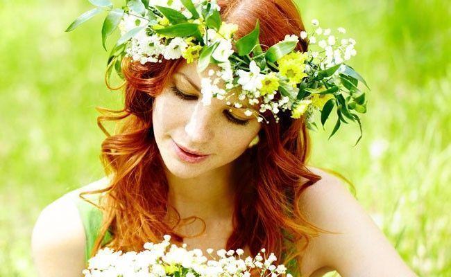 ruivas Cabelos ruivos: beleza que merece cuidados específicos