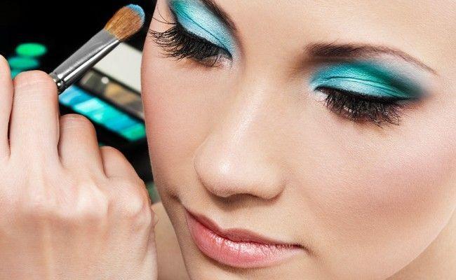 maquiagem azul Maquiagem colorida: saiba como combinar as cores no make