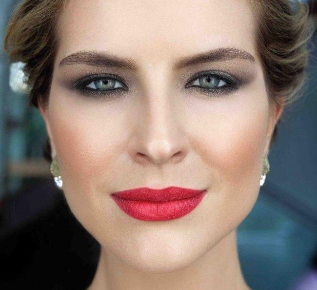 maquiagem batom vermelho sadi consati Como usar batom vermelho: o poder da maquiagem com lábios vermelhos