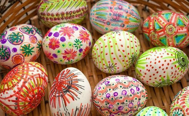 8 maneiras inovadoras de reaproveitar a casca do ovo Dicas de Mulher -> Como Enfeitar Ovo De Galinha Para Pascoa