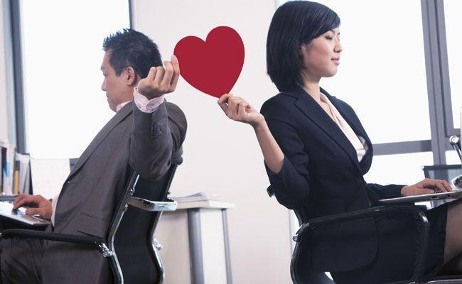 Não é O Trabalho Mas O Saber Trabalhar Que é O Segredo Do: 8 Regras Do Namoro No Ambiente De Trabalho