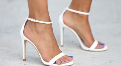 Sandália de salto alto: conheça os modelos e veja como usar cada um