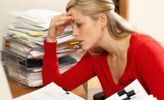 6 razões para você estar sempre cansada