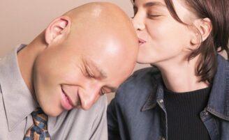 9 razões para namorar um careca