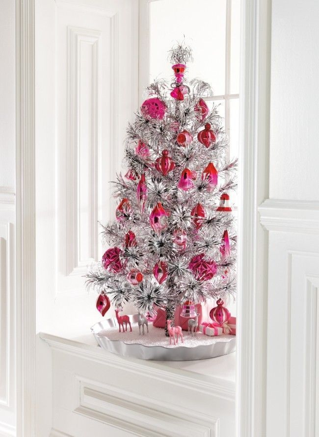 decorar arvore natal simples:arvore de natal 12 Como decorar a casa para o Natal: dicas simples