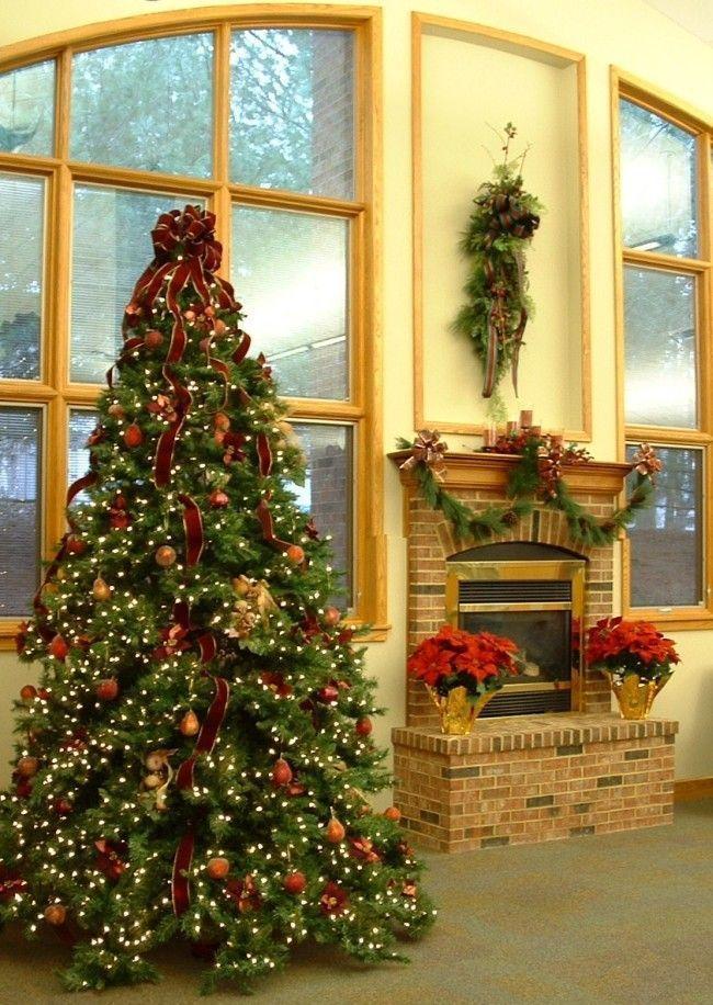 decorar arvore natal simples : Como decorar a casa para o Natal: dicas simples para voc? ...