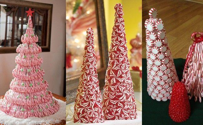 decorar uma arvore de natal : decorar uma arvore de natal:arvore de natal doces Como montar e decorar uma árvore de Natal com a