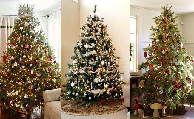 decoracao de arvore de natal tradicional:arvore de natal tradicional Como montar e decorar uma árvore de Natal